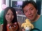 Animal Crossing: New Leaf Entrevista: Aya Kiogoku y Katsuya Eguchi