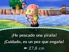 Animal Crossing New Leaf - Pantalla