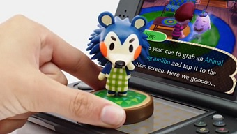Animal Crossing: New Leaf, Welcome amiibo Trailer