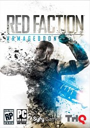 Car�tula oficial de Red Faction: Armageddon PC