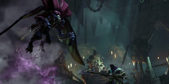 Darksiders II: Darksiders II: Entrevista Jay Fitzloff