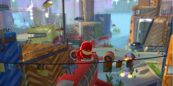 de Blob 2 The Underground: de Blob 2 The Underground: Impresiones