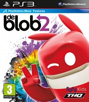 Carátula de de Blob 2: The Underground - PS3