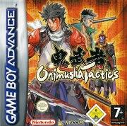 Carátula de Onimusha Tactics - GBA