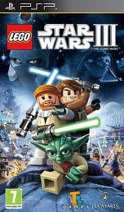 LEGO Star Wars III PSP