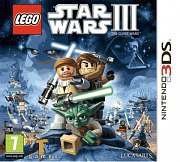 Carátula de LEGO Star Wars III - 3DS