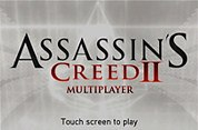 Carátula de Assassin's Creed 2: Multijugador - iOS