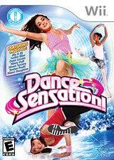 Carátula de Dance Sensation - Wii