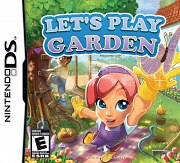 Carátula de Let's Play Garden - DS