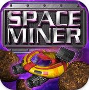 Carátula de Space Miner - iOS