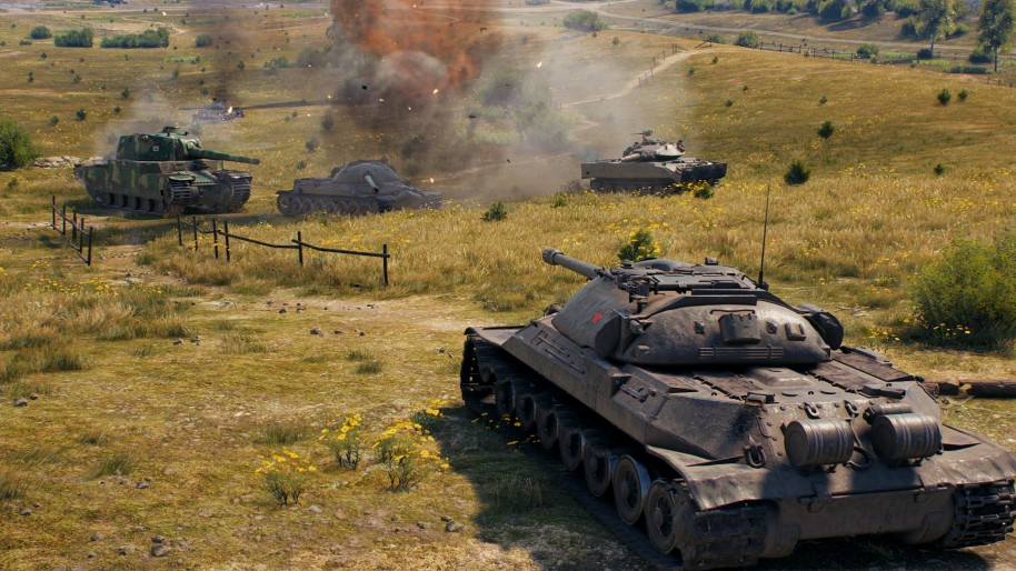 World of Tanks: World of Tanks 1.0, la nueva guerra de Wargaming