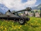 World of Tanks - Pantalla
