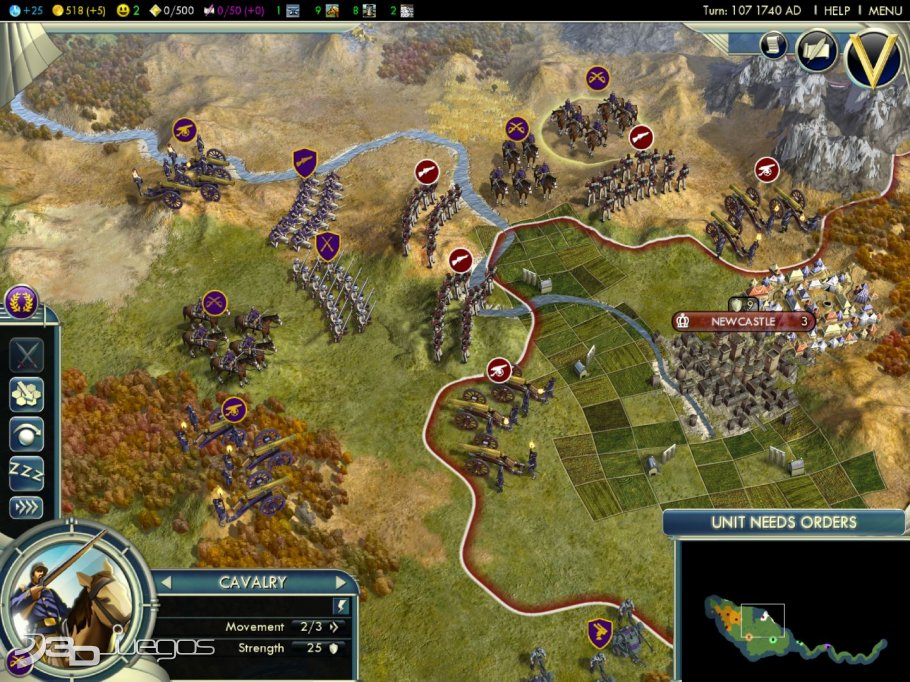 Civilization V - Impresiones jugables