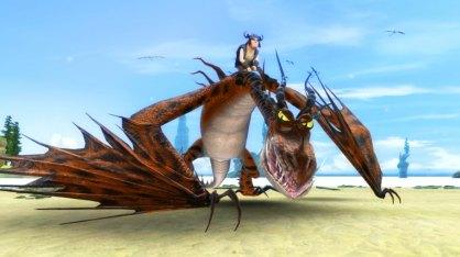 Cómo Entrenar a tu Dragón: Impresiones