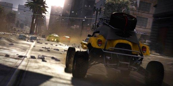 MotorStorm Apocalypse: MotorStorm Apocalypse: Primer contacto