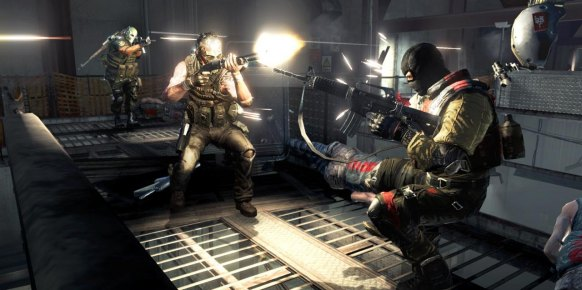 Army of Two - Capítulos de Engaño PS3