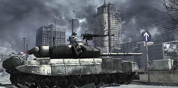 Modern Warfare 3: Modern Warfare 3: Entrevista Michael Condrey