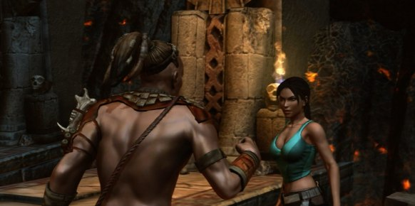 Lara Croft and the Guardian of Light análisis