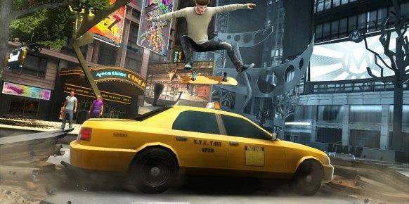 Shaun White Skateboarding Xbox 360