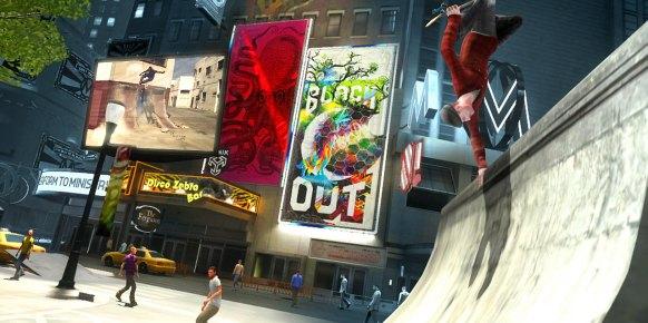Shaun White Skateboarding: Impresiones jugables