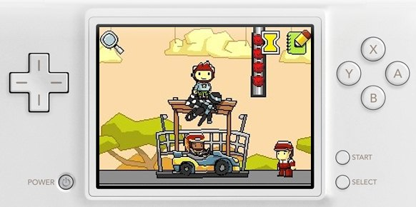 Super Scribblenauts: Super Scribblenauts: Impresiones Gamescom 2010