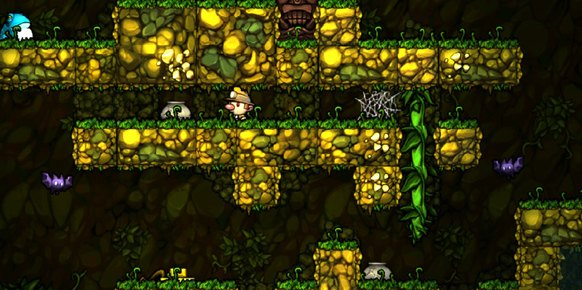 Spelunky an�lisis