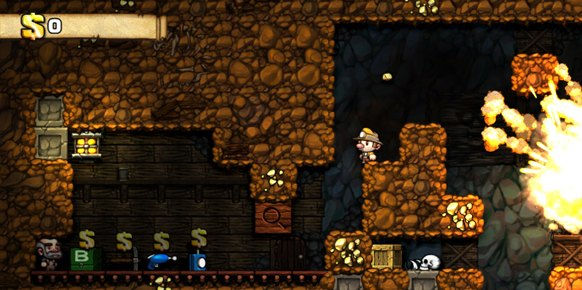 Spelunky PS3