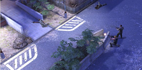 Jagged Alliance Back in Action análisis