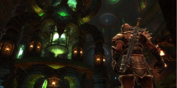 Kingdoms of Amalur Reckoning: Primer contacto
