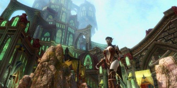 Kingdoms of Amalur Reckoning: Kingdoms of Amalur Reckoning: Impresiones E3 2011