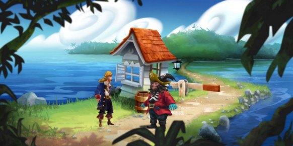 Monkey Island 2 Edición Especial PC