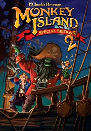 Carátula de Monkey Island 2: Edición Especial - PC