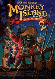 Carátula de Monkey Island 2: Edición Especial - Mac