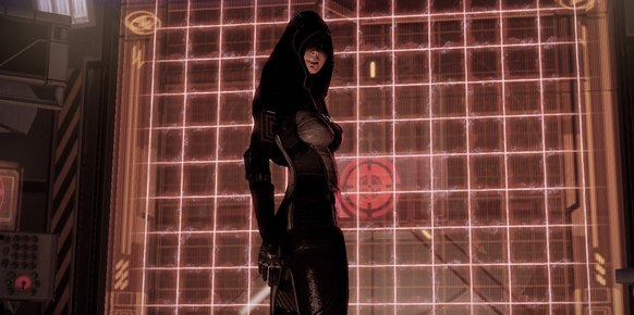 Mass Effect 2 Kasumi's análisis
