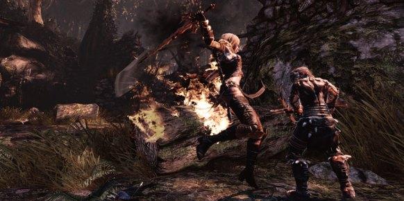 Hunted The Demon's Forge: Hunted The Demon's Forge: Impresiones jugables