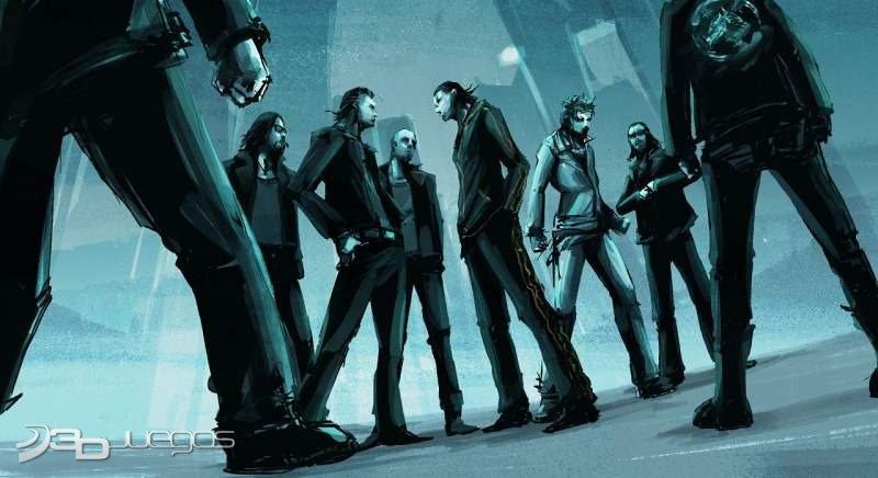 Yakuza Black Panther - Primer contacto