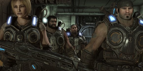 Gears of War 3: Gears of War 3: Impresiones jugables modo Campaña