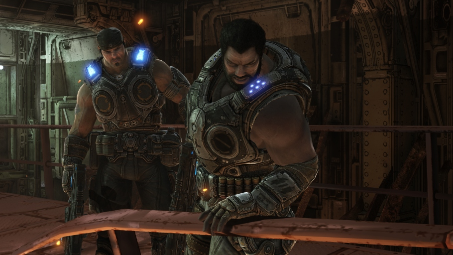 Gears of War 3 - Entrevista Rod Fergusson