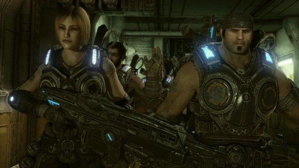 Gears of War 3.