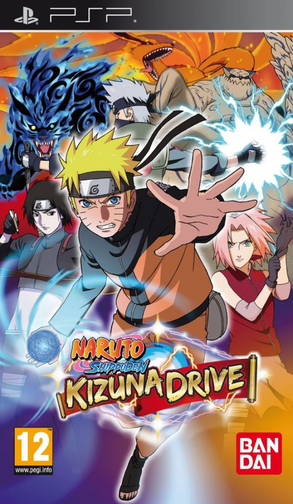 Carátula de Naruto Shippuden: Kizuna Drive