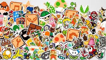 Nintendo 3DS, Nintendo Badge Arcade