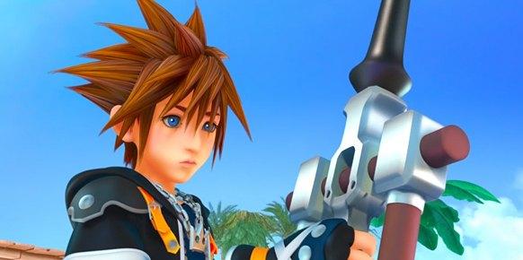 Kingdom Hearts 3: Kingdom Hearts III: Avance