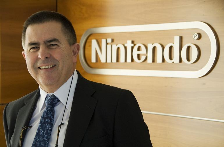 Antonio López será el nuevo director general de Nintendo Ibérica