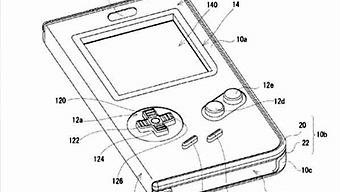 Nintendo patenta una funda para móviles con controles de Game Boy