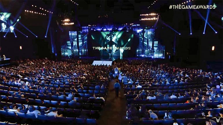 The Game Awards 2018 durará cerca de dos horas y media