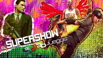 Mafia, Xbox Series X, The Last Dance de Netflix y Tony Hawk en el nuevo SuperShow de 3DJuegos