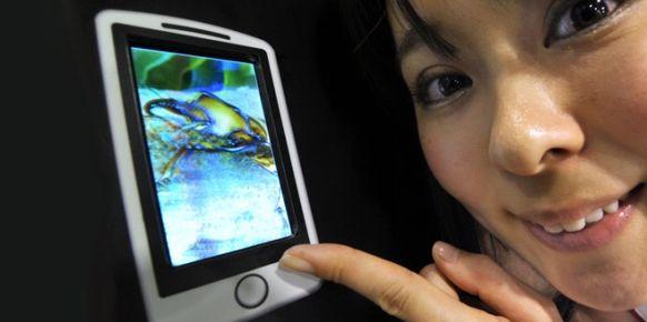 La tecnología de 3DS se estrenará en los móviles japoneses a finales de año