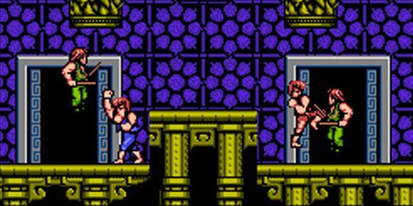 Dos Clasicos Titulos De Double Dragon Seran Relanzados En Consolas