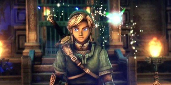 Miyamoto explica que el Zelda de Wii U está aún en fase de pre-producción