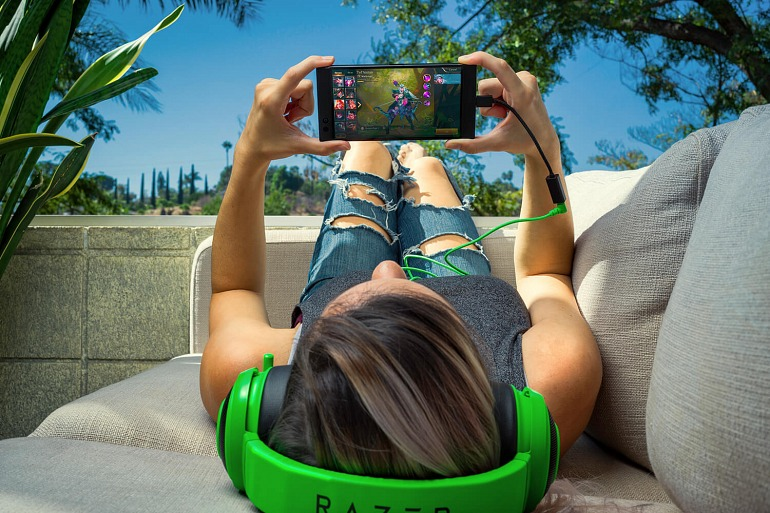 El Razer Phone es oficial: llegará el 17 de noviembre por 749,99 euros